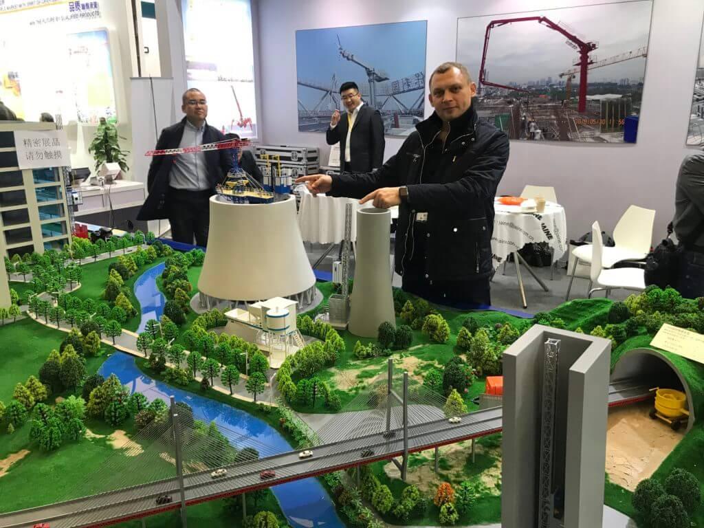 Отсутствие комплексного сервиса строительного оборудования - это ситуация, которую мы исправим в Казахстане