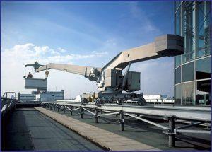 Лучше поздно — чем никогда: в Казахстане появились современные технологии обслуживания фасадов — фасадные системы BMU