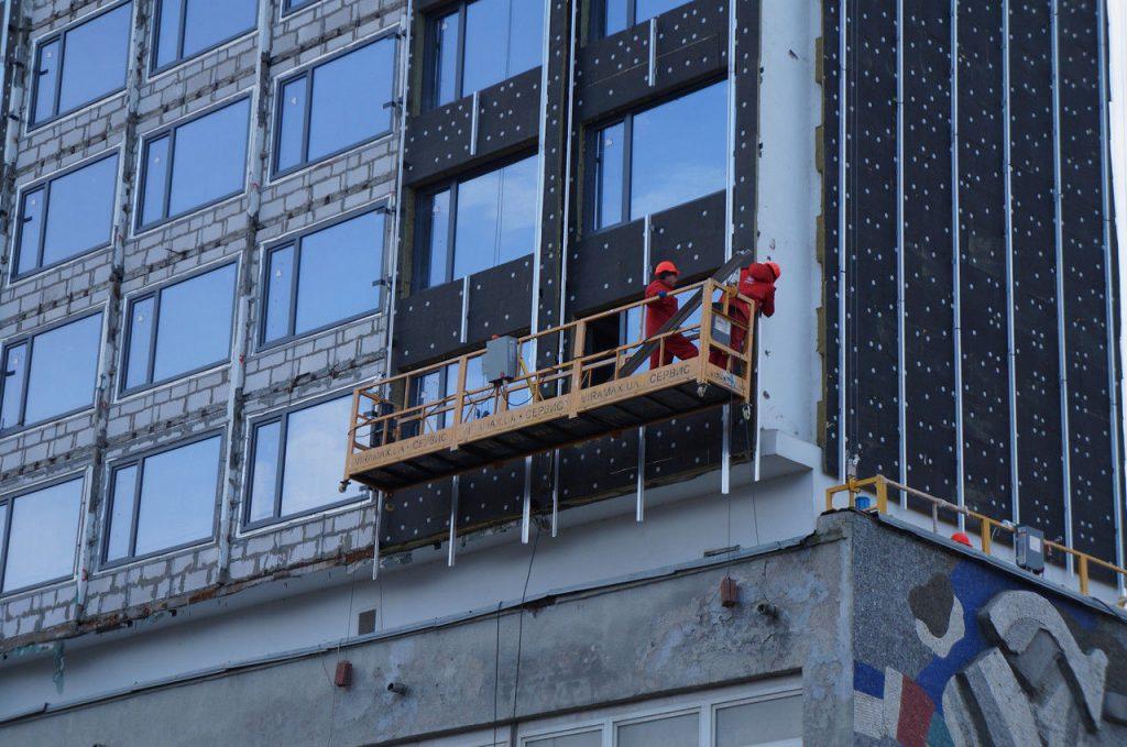 Вирамакс Казахстан предлагает к продаже 29 строительных люлек по уникальной цене